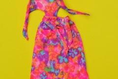 Barbie outfit 1971 #8680 Rockflowers variation