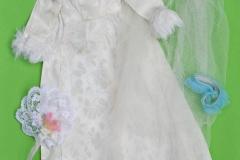 Barbie outfit 1974 #7976 Nozze Felici European Exclusive
