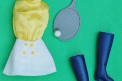 Barbie outfit 1976 Sporting doll European-exclusive