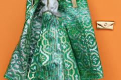 Barbie outfit 1976 #9469 Elegance Green Brocade