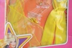 Barbie outfit 1978 #2480 Sunny Yellow Shine for Nighttime NRFB