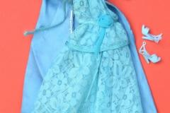 Barbie outfit 1979 #2668  Royal Blue Designer Originals