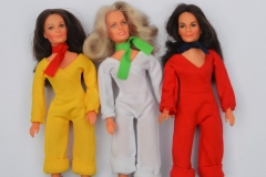 Charlies Angels dolls by Hasbro, complete and unplayed condition