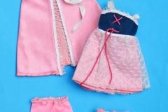 Barbie outfit Skipper outfit 1978 #2284 European exclusive Hubsch Kombiniert