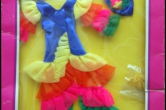 Barbie outfit 1976 #9818 South o the Border MOC